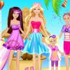 Barbie a tengerparton