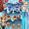 Elsa és Anna karácsonyfája