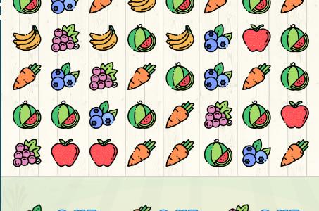 Zöldség gyümölcs farm